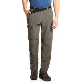 Maier Sports Tajo 2 - Pantalon long Homme - marron